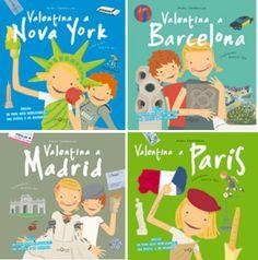 Guías de viajes para niños