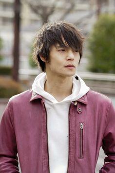 Rude Boy, Kubota, Death Note, High Low, Japanese, Actors, Celebrities, Hair, Raincoat