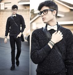 Calm before the storm  (by Adam Gallagher) http://lookbook.nu/look/3266637-Calm-before-the-storm