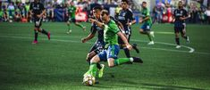 Sounders FC signs defender Brad Smith | Seattle Sounders FC Exeter City, 2022 Fifa World Cup, Mls Cup, Afc Bournemouth, Toronto Fc, Professional Goals, Seattle Sounders, Cardiff City, Soccer News