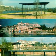 #passing #coimbra by #bus #voyage #easter #instagood #nofilter #movement #inmotion #weekend