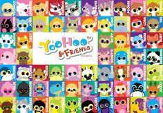 YOOHOO and FRIENDS :D