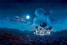 rodel-2009-flight-over-agrabah-art-gonzalez-gallery.jpg (653×435)