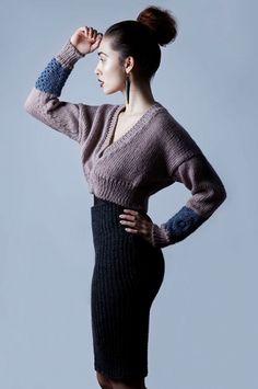 Amy Hall – East London Knitwear Designer