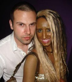 20 worst spray tan fails of all time. Number 13 is the worst!