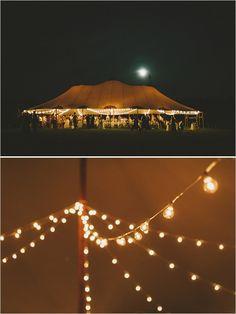 wedding lighting.