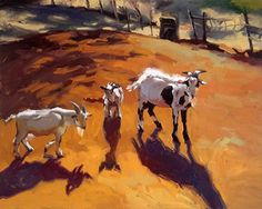 Front and Center by Erin Dertner Oil ~ 16 x 20