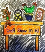 Michigan craft show -- 	Craft Bazaar In Eaton Rapids, Michigan -- May 17 & 18, 2013 -- Find more MI craft shows at http://www.craftyshowsandfairs.com .. sign up for our newsletter to get MI craft fairs in your inbox too!