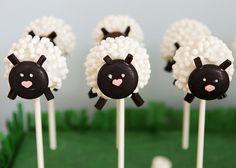 Farm Yard Dessert Table   Flickr - Photo Sharing!