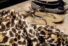My other Leopard print stuff.