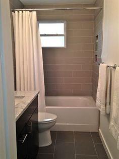Hotel-style bathroom remodel