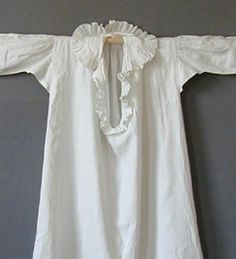 RR9.3 'Nonetheless, as there was no suggestion that Miss Elizabeth had come to any harm, Darcy realised his primary concern was to get back to his bedchamber before he was discovered in her room or walking around in his nightshirt by one of the servants.' This pic - Nightshirt1810 v3