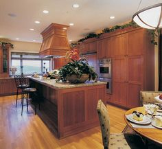 Arts & Crafts House Plan Kitchen Photo 01 - 011S-0017 | House Plans and More