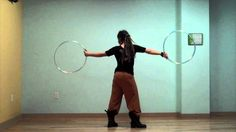 Cassie McKenney Mini Hoops Tutorial: Together Time/ Opposite Direction A...