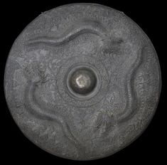 Large Borneo Cast Brass Gong (Tawak-tawak) - Michael Backman Ltd Sell Gold, Borneo, Chinese Art, Asian Art, Objects, It Cast, Brass, Antiques, Wealth