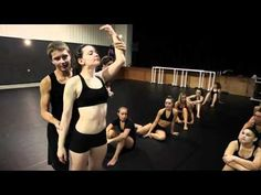 """Laura Marling-- """"I was Just a Card"""" music video,  behind the scenes rehe...    Kate Jablonski continues to live up to her """"Beyond Words"""" Dance Company !"""