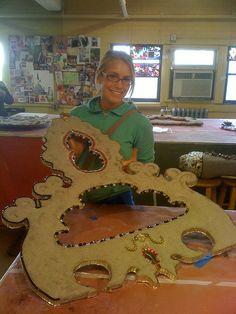Mosaic Design & Creativity Class by Sharra Frank ~  Minneapolis, Mn