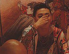 BANG YONGGUK 방용국 - B.A.P 비에이피 YAMAZAKI MV SOLO