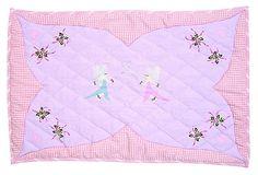 Fairy Cottage Floor Quilt on OneKingsLane.com  For my cute niece or little cousins?
