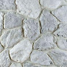 plaquettes de parement pierre reconstituee isola creme With superior maison en forme de u 2 deco cage escalier 50 interieurs modernes et