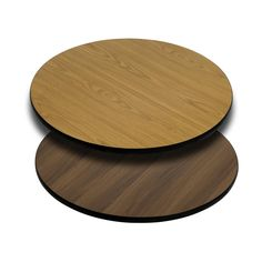 30u0027u0027 Round Laminate Table Top With 18u0027u0027 Round Table Height Base Black /  Mahogany | Round Tables | Pinterest | Online Discount Stores, Round Tables  And ...