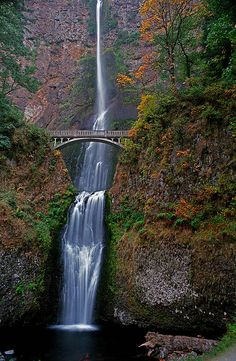 Grand View, Multnomah Falls, Columbia Rive Gorge, Oregon