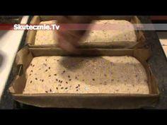 Fenomenalnie prosty chleb -na zakwasie :: Skutecznie.Tv [HD]