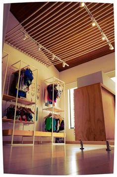 #ClientesFelices @Ziubytefy en Instagram ;) Diseño Interior #Rope #soga Good Day Coffee, Interior Walls, Interior Design, Design Projects, Design Ideas, Space Interiors, Public Spaces, Interior Architecture, Ceiling