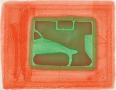 Howard Hodgkin | A Furnished Room (1977) | Available for Sale | Artsy