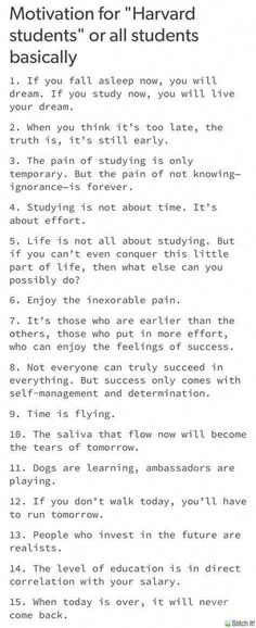 Study Tips For High School, Note Taking High School, High School Hacks, Life Hacks For School, High School Quotes, Homework Motivation, Vie Motivation, Study Motivation Quotes, Motivation For Studying