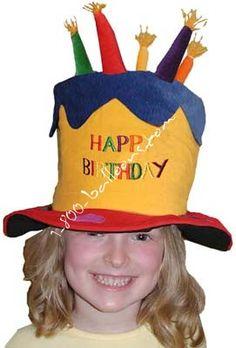 Happy Birthday Child Hat from 1-800-Balloons.com