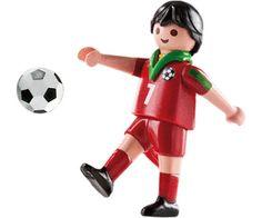 playmobil Cristiano Ronaldo Cristiano Ronaldo, Lego, Christmas Ornaments, My Favorite Things, Toys, Holiday Decor, Home Decor, Playmobil, Activity Toys
