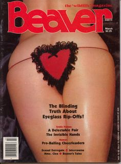Beaver Magazine March 1980 Near Mint Mature by JamesVintageJunk