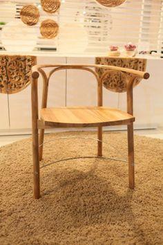 #PIFS Design Awards 2014 Winner in Contemporary Furniture Design: Cafe Rattan Chair by Paula Rodriguez of Detalia Aurora Inc. #furniture #homedecor #interiordesign #art #PIFS
