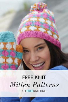 36 free mitten patterns