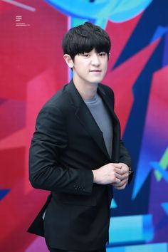 Chanyeol - 160409 16th Top Chinese Music Awards - 4/64 Credit: Spunky Action, Baby!. (第十六届音乐风云榜年度盛典)