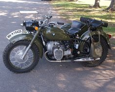 Nazi Germany & Hilter Motorcycle War Machine (Motorrad) by BMW | Motorcycle Pulse