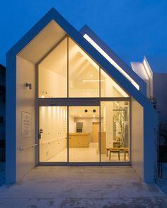 Asahicho Clinic by hkl studio, Chiba – Japan » Retail Design Blog