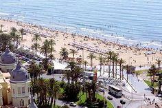 Hotel Amerigo in Alicante .. next on the coastal Blitz