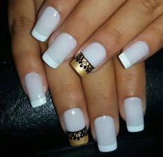 Beauty Nails, Hair Beauty, Glitter Chevron, Make Color, French Nails, Winter Nails, Nail Artist, Manicure, Nail Designs