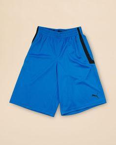 Puma Boys' Athletic Shorts - Sizes 4-7