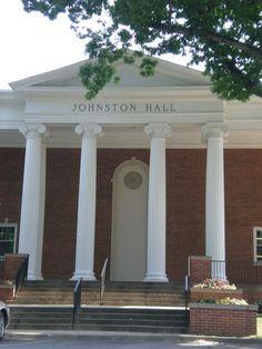 Anderson University, SC - Johnston Hall: College of Education and School of Interior Design