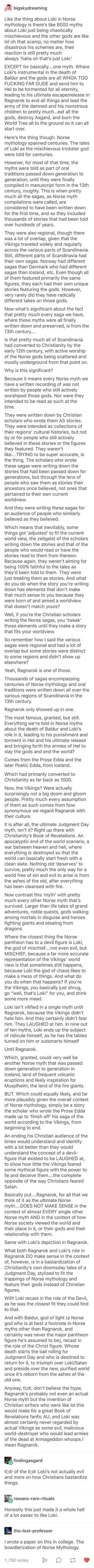 dr Loki ain't all that bad and the bastardization of Norse mythology by Christians Writing Tips, Writing Prompts, History Facts, Strange History, History Memes, Interesting History, Interesting Facts, Norse Mythology, The More You Know