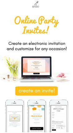 96 best sendo invitations images on pinterest in 2018 party