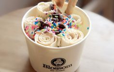 Blossom Ice Cream – Brooklyn's Best Ice Cream Rolls