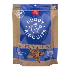 Buddy Biscuits Soft & Chewy 20 oz.