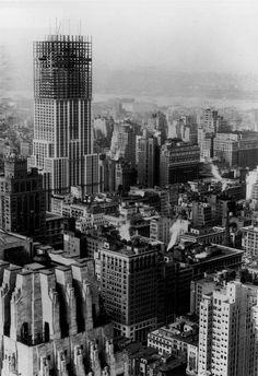 Construção #EmpireStateBuilding
