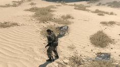 Metal Gear Solid VDogs Are Useful And Hilarious