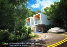 Projecto vivienda duplex CasaT