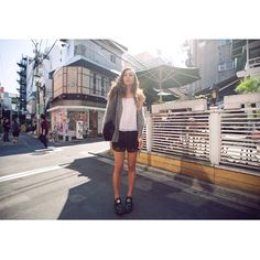 .@Rumi Neely | New today on #fashiontoast from Omotesando | Webstagram - the best Instagram viewer